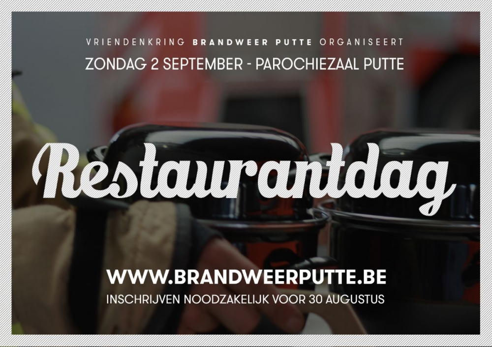2 september 2018-Restaurantdag