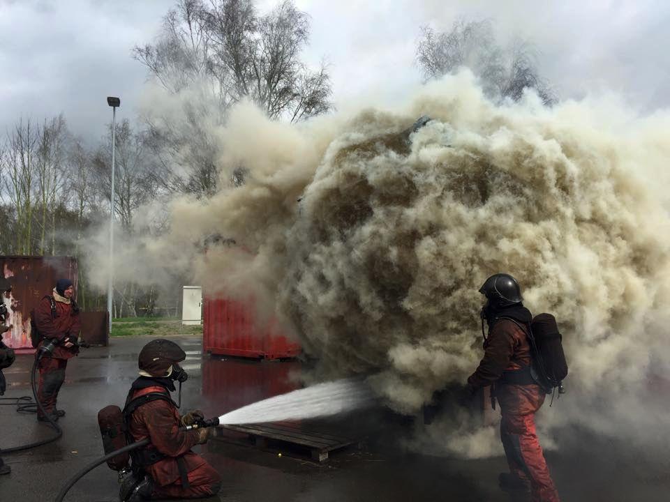 Restaurantdag Brandweer Putte